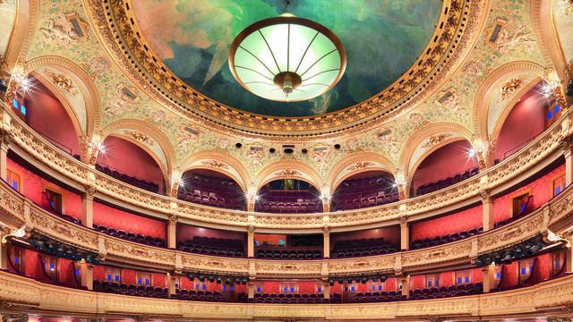 Petits et grands pourront explorer les coulisses de l'Opéra-Comique.