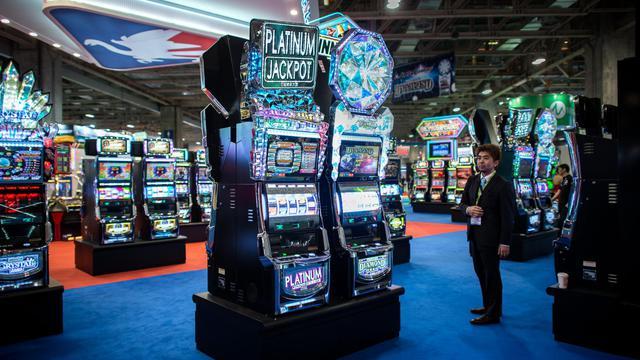 Un casino à Macao [Philippe Lopez / AFP/Archives]