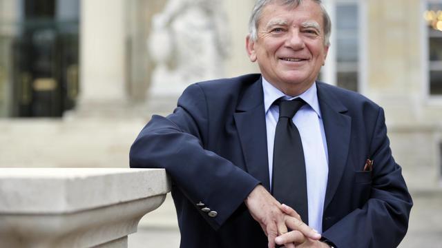 Le député PS Jean Glavany à Paris, le 19 juin 2012 [Kenzo Tribouillard / AFP/Archives]