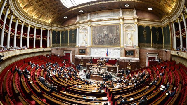 L'Assemblée nationale à Paris, le 18 juin 2015 [Bertrand Guay / AFP/Archives]