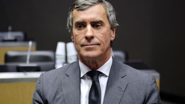 L'ex-ministre du Budget Jérôme Cahuzac lors d'une audition dans les locaux de l'Assemblée Nationale, le 26 juin 2013 à Paris   [Miguel Medina / AFP/Archives]