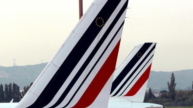 Nouvel appel à la grève lancé par dix syndicats d'Air France de tous métiers [Boris HORVAT / AFP]