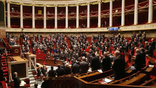 L'Assemblée nationale le 19 novembre 2015 [FRANCOIS GUILLOT / AFP]