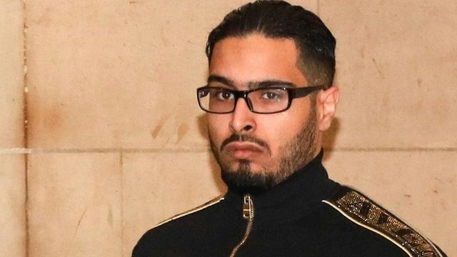 Jawad Bendaoud arrive au tribunal, le 21 novembre 2018 à Paris [JACQUES DEMARTHON / AFP/Archives]