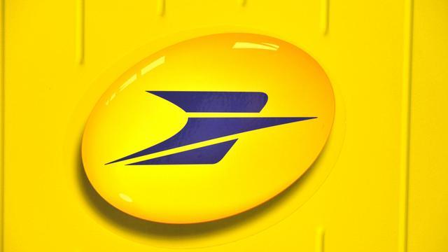 Logo de La Poste [Frank Perry / AFP/Archives]