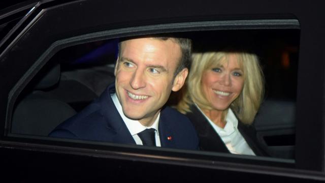 Emmanuel Macron effectue jeudi une visite officielle dans la capitale argentine où il rencontrera son homologue Mauricio Macri, avant de participer au G20 [HO / HO/AFP]