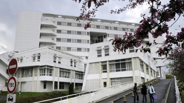L'hôpital de Pontchaillou à Rennes, le 29 mars 2011 [DAMIEN MEYER / AFP/Archives]