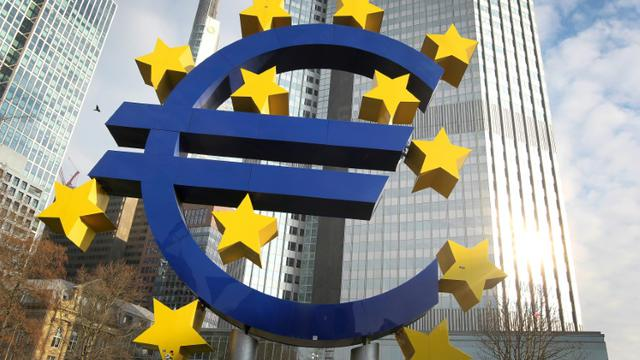 L'idée d'une taxe sur les transactions financières est discutée à Bruxelles, sous différentes formes, depuis quelque huit ans [Daniel ROLAND / AFP/Archives]