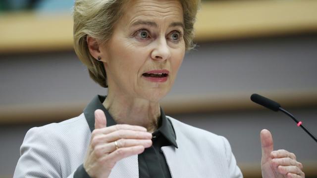 Avec son «Pacte vert», la présidente de la Commission européenne Ursula von der Leyen veut faire de l'UE le premier continent neutre en carbone d'ici à 2050.