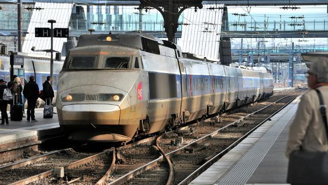 Le gouvernement a validé la réalisation des lignes à grande vitesses (LGV) Bordeaux-Toulouse et Bordeaux-Dax [Philippe Huguen / AFP/Archives]