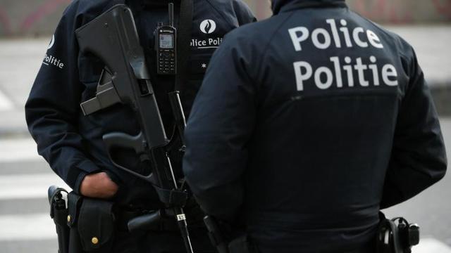 Osama Krayem, un jihadiste né en Suède de parents réfugiés syriens, est considéré comme un suspect clé de la cellule jihadiste à l'origine des attentats parisiens du 13 novembre 2015 (130 morts) et de ceux commis à Bruxelles le 22 mars 2016 (32 morts) [JOHN THYS / AFP/Archives]