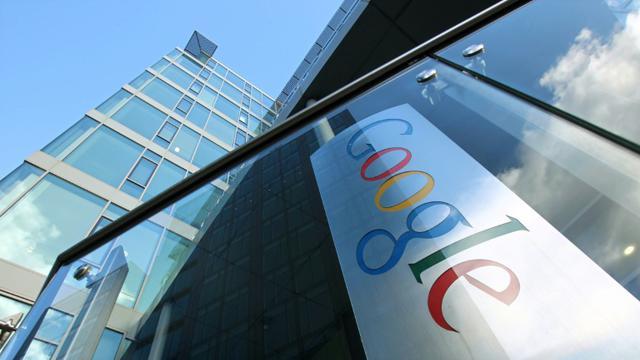 Vue extérieure en date du 19 novembre 2010 du siège de Google à Dublin [PETER MUHLY / AFP/Archives]