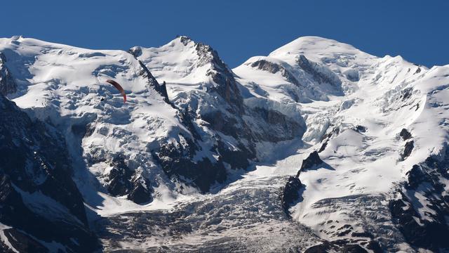 Le Mont-Blanc [Philippe Desmazes / AFP/Archives]