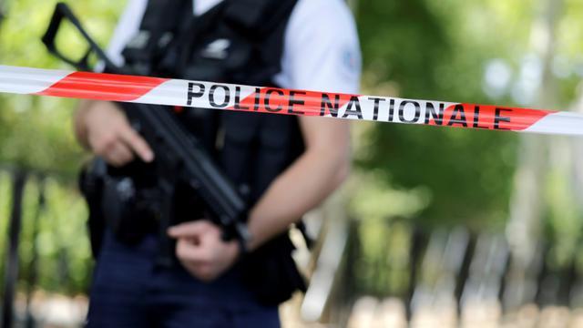 Plusieurs associations avaient appelé à un rassemblement vendredi à Besançon où le meurtre d'une Afghane de 34 ans poignardée à mort suscite une vive émotion [Thomas SAMSON / AFP/Archives]