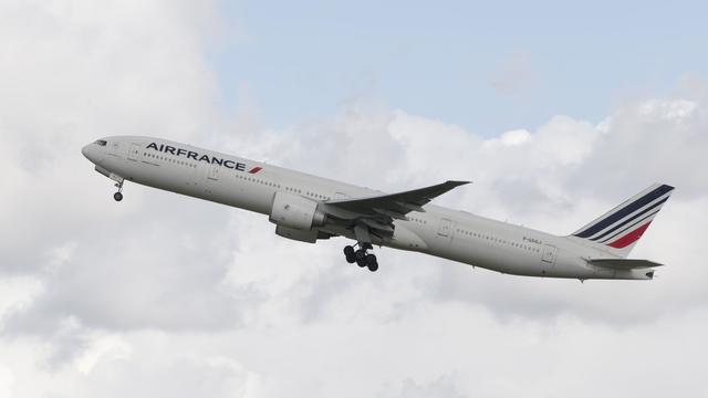 Le syndicat (UGICT-CGT) d'Air France a appelé ses personnels à refuser d'embarquer vers la Guinée, la Sierra Leone et le Nigeria [Kenzo Tribouillard / AFP/Archives]