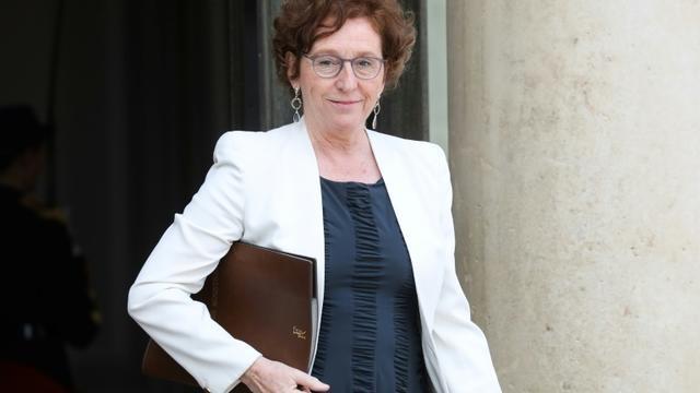 Muriel Pénicaud à l'Elysée, le 22 mai 2019 [ludovic MARIN / AFP/Archives]