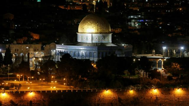 Vue de Jérusalem le 20 février 2018  [AHMAD GHARABLI / AFP/Archives]