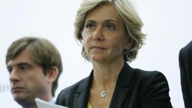 Valérie Pécresse le 24 juin 2015 à Paris [THOMAS SAMSON / AFP/Archives]
