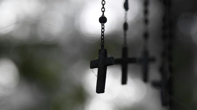 Des personnalités lancent un appel à la création d'une commission d'enquête sur les actes de pédophilie dans l'Eglise catholique en France  [DAMIEN MEYER / AFP/Archives]