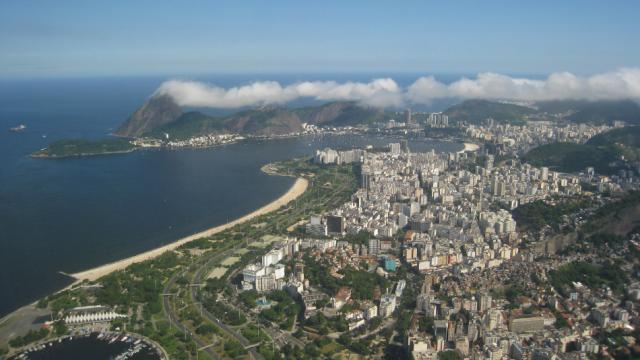 A Rio comme ailleurs, le couchsurfing permet de dormir chez l'habitant