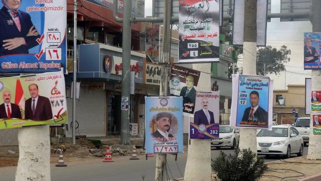 Irak: ouverture des bureaux de vote pour les législatives www.cnews.fr