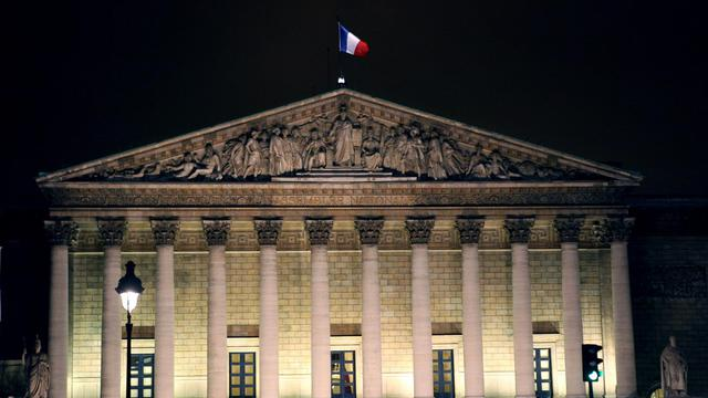 L'Assemblée nationale, à Paris, le 19 janvier 2010 [Loïc Venance / AFP/Archives]