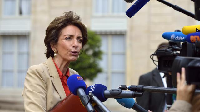 Marisol Touraine le 18 septembre 2013 à Paris [Eric Feferberg / AFP/Archives]