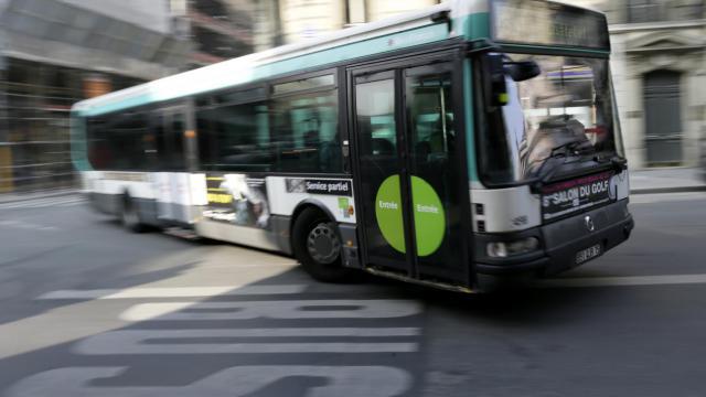 La grève concerne les agents de régulation des bus de la RATP.