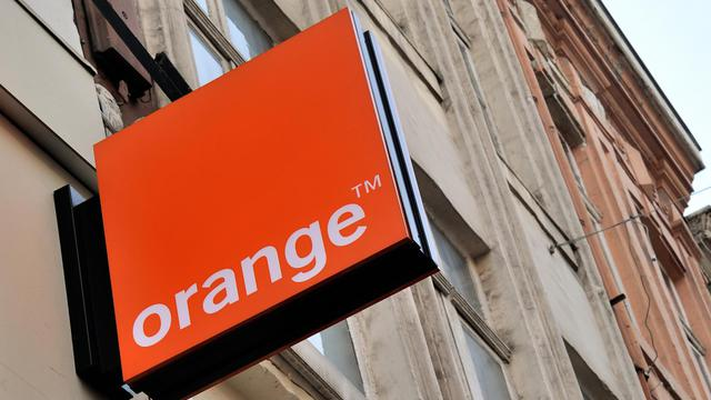 Le logo d'Orange [Philippe Huguen / AFP/Archives]