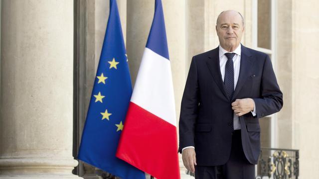 Le Président du parti radical de gauche (PRG), Jean-Michel Baylet le 15 mai 2014 à Paris [Alain Jocard / AFP/Archives]