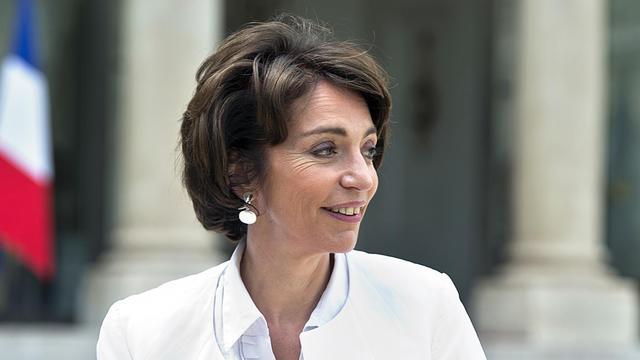 La ministre des Affaires sociales et de la Santé Marisol Touraine le 25 juin 2014 à Paris [Alain Jocard / AFP]