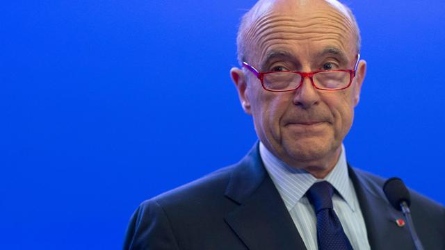 Le maire de Bordeaux Alain Juppé à Paris le 8 juillet 2014 [Kenzo Tribouillard / AFP/Archives]