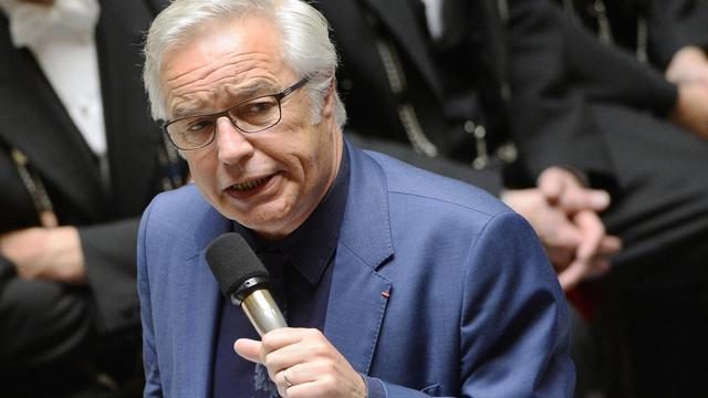 Francois Rebsamen lors des questions au gouvernement le 15 juillet 2014 à l'Asssemblée nationale à Paris   [Bertrand Guay / AFP/Archives]