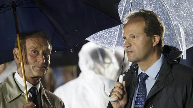 Le député PS Jean-Marc Germain, le 25 août 2014 à Paris [Joel Saget / AFP/Archives]