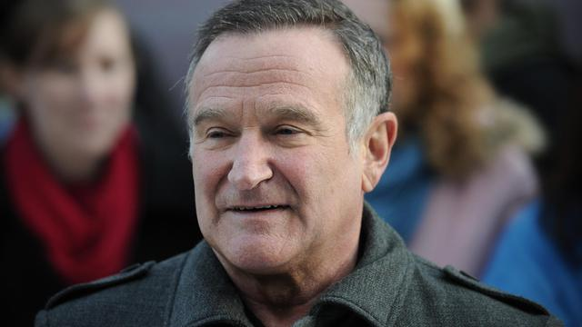 Robin Williams à Londres en 2011 [Carl Court / AFP/Archives]