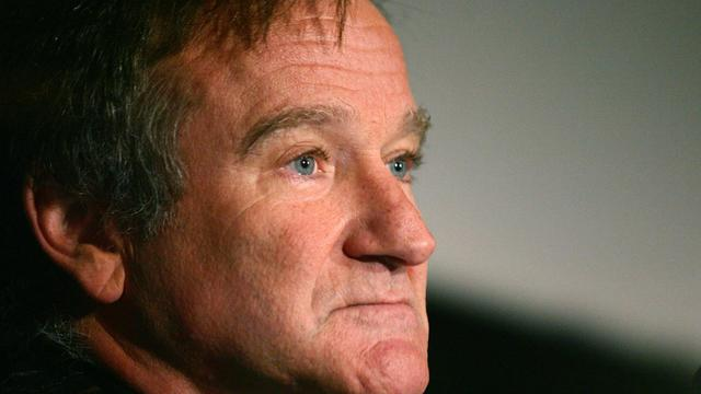 L'acteur américain Robin Williams le 15 novembre 2005 à Rome [Tiziana Fabi / AFP/Archives]