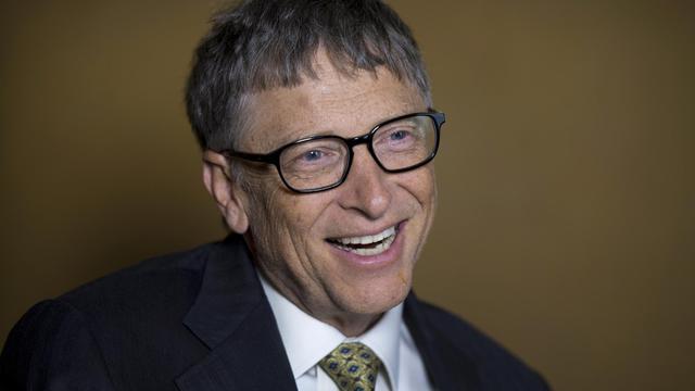 Bill Gates à New York, le 21 janvier 2014 [Don Emmert / AFP/Archives]