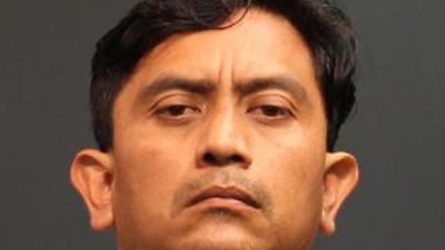 Photo fournie le 21 mai 2014 par la police de Santa Ana, aux Etats-Unis, montrant Isidro Garcia, soupçonné d'avoir enlevé et séquestré une jeune femme pendant une dizaine d'années  [- / Police de Santa Ana/AFP]