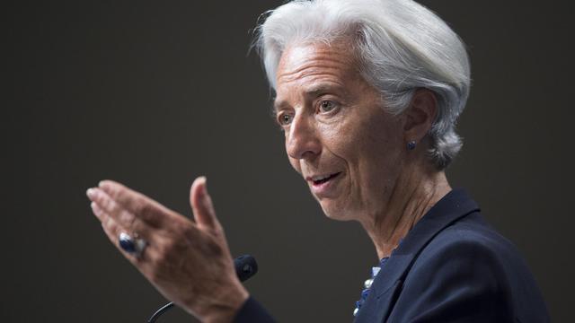 La directrice du Fonds monétaire international, Christine Lagarde, le 2 juillet 2014 à Washington [Jim Watson / AFP/Archives]