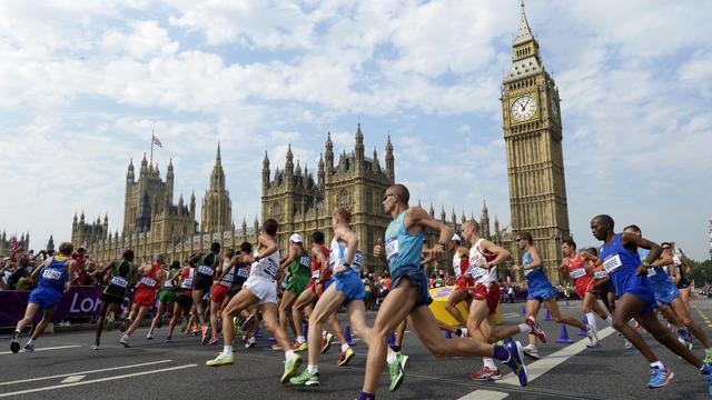 En l'absence de retombées immédiates, les autorités britanniques espèrent tirer profit sur le long terme des jeux Olympiques afin de relancer l'industrie du tourisme dans le pays grâce l'image que Londres a présentée au monde.[AFP]
