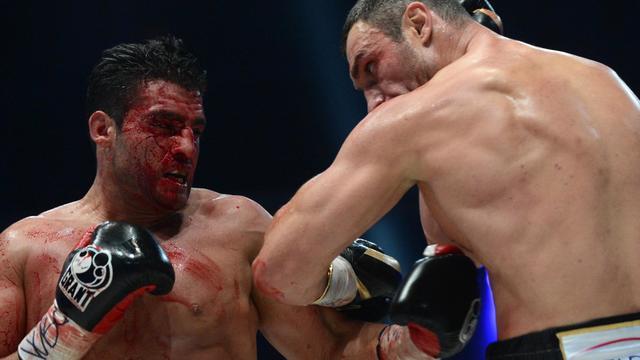 Le poids lourds allemand Manuel Charr a annoncé mardi avoir déposé une réclamation à la WBC après sa défaite samedi face au champion du monde ukrainien Vitali Klitschko, qui a minimisé l'importance de cette plainte [AFP]