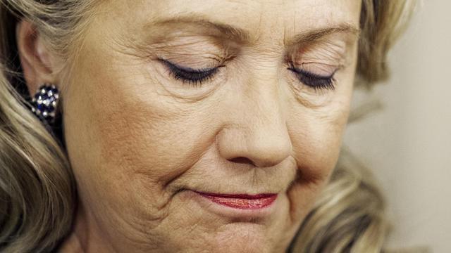 La secrétaire d'Etat américaine Hillary Clinton, le 12 septembre 2012 à Washington [Paul J. Richards / AFP]