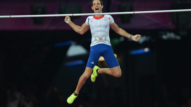 Le champion olympique de saut à la perche Renaud Lavillenie va étrenner son titre pour la première fois mercredi lors du DécaNation d'Albi qui permettra également à Mahiedine Mekhissi de renouer avec la compétition.[AFP]