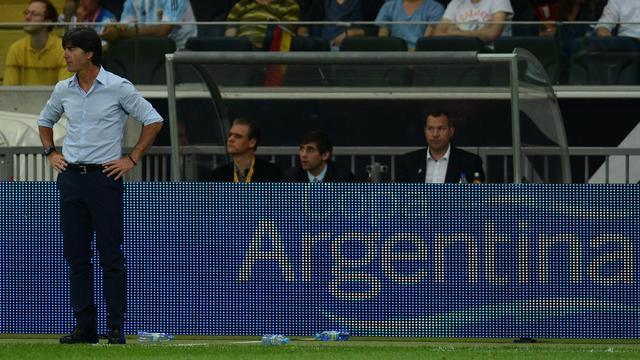 Les amicaux internationaux de mercredi ont été marqués par les naufrages de l'Allemagne, qui a sombré chez elle 3 à 1 face à l'Argentine, et des Pays-Bas, humiliés en Belgique (4-1), tandis que Brésil s'est promené 3 à 0 en Suède, où Ibrahimovic, forfait, ne jouait pas.[AFP]