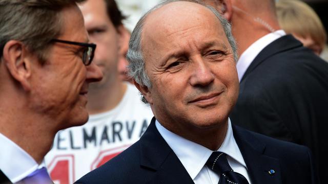 """La France a """"favorisé un certain nombre d'opérations de défections"""" en Syrie, a déclaré mardi le ministre des Affaires étrangères, Laurent Fabius, lors d'une audition devant la Commission des Affaires étrangères de l'Assemblée nationale. [AFP]"""