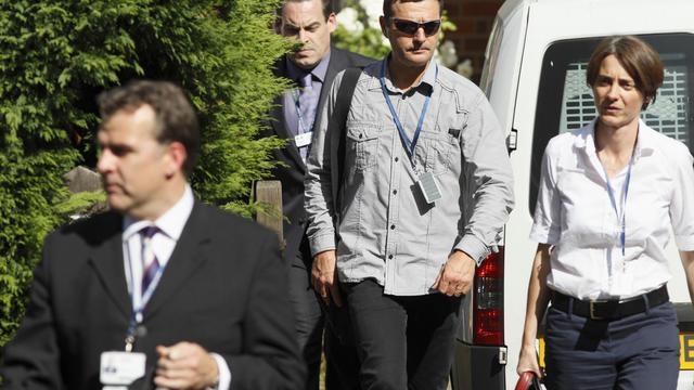 Cinq gendarmes français enquêtent désormais au Royaume-Uni sur la tuerie dont a été victime en Haute-Savoie une famille britannique, dans des conditions dont l'autopsie a fini de démontrer la sauvagerie, les victimes ayant reçu chacune deux balles dans la tête. [AFP]