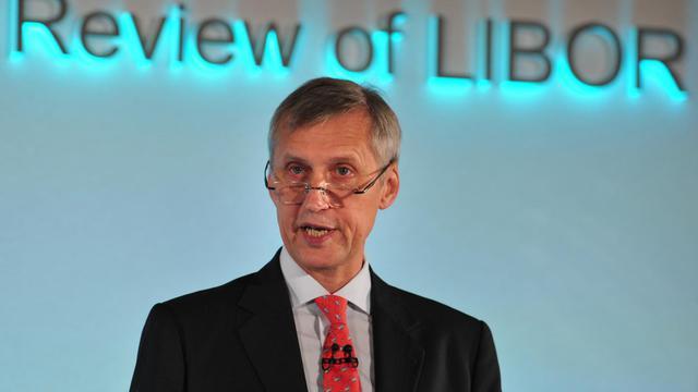 Martin Wheatley, l'un des directeurs de l'Autorité des marchés financiers (FSA), le 28 septembre 2012 à Londres [Carl Court / AFP]