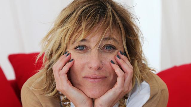 La réalisatrice Valeria Bruni-Tedeschi, le 20 mai 2013 à Cannes [Loic Venance / AFP]