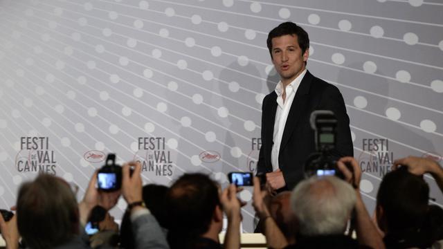 L'acteur-réalisateur Guillaume Canet, le 20 mai 2013 à Cannes [Anne-Christine Poujoulat / AFP]