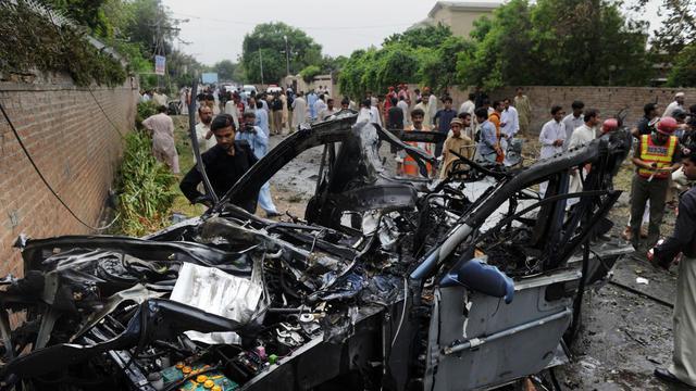 Quelque 21 personnes sont mortes lorsqu'un kamikaze s'est fait exploser dans une manifestation à Kunduz, une importante ville du nord de l'Afghanistan, a annoncé lundi à l'AFP un médecin de l'hôpital local. [AFP]